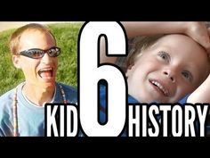 """Kid History: """"Healthy Food"""" Episode 6 (Kids Tell, Adults Act) True Stories: If our kids wrote our personal history... Mom wants the boys to grow up to be health and strong. I'm not sure the boys are on board with the plan. -- THIS is the most hilarious thing I have ever seen, omg, I'm crying with laughter"""