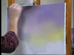 Blend a multi colored sky with Jerry Yarnell - YouTube