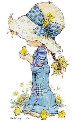 Immagini Sara Kay e Holly Hobbie Sarah Key, Holly Hobbie, Sara Key Imagenes, Illustrations, Cute Illustration, Illustration Pictures, Vintage Pictures, Cute Drawings, Cute Art