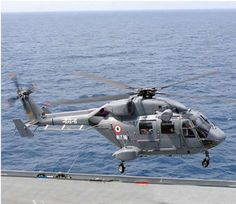 Indian Navy Commissions First Advanced Light Helicopter (Dhruv) Squadron Military Helicopter, Military Aircraft, Hal Rudra, Fighter Aircraft, Fighter Jets, Indian Coast Guard, Indian Navy, Indian Air Force, Defence Force