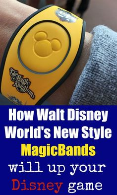 Curious about Walt Disney World's new MagicBands? So were we! Here's our first impressions including photos and video straight from Cinderella Castle in Magic Kingdom.
