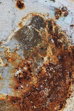 De metal oxidado imagen de la textura libre