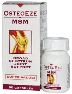 OSTEOEZE MSM CAPS 90+30