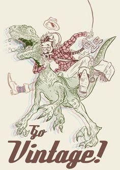 Editorial, Advertising, Comics... by Rafael Alvarez, via Behance