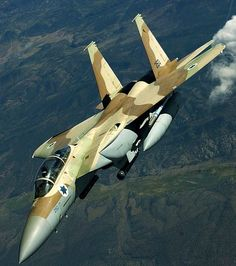 """Israeli Force plans to upgrade its current fleet of 27 F-15I """"Raam Strike Eagles"""" 72 F-15A-D """"Eagle"""", 102 F-16I """"Sufa"""" and 224 F-16C / D """"Fighting Falcon """". Sorry caption not clearer which version of Eagle pictured example is. Gimmie a WWII prop plane, i've more chance."""