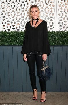 The Olivia Palermo Lookbook : Olivia Palermo At New York Fashion Week