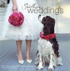 I believe wholeheartedly that every wedding needs a springer spaniel.