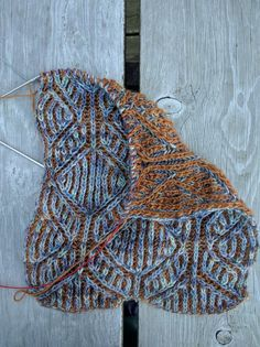 Ravelry: Project Gallery for Carmine and Rocko pattern by Nancy Marchant