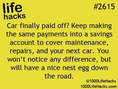 #LifeHacks Nest Egg |