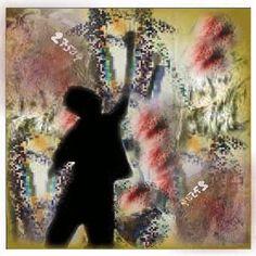 Graffitimålaren   Digital bild