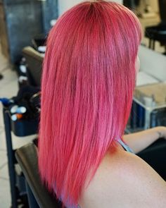 Pink Candy, Creations, Long Hair Styles, Beauty, Lowboy, Pink Treats, Long Hairstyle, Long Haircuts, Long Hair Cuts