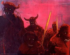Lord of the Rings (animation )- Ralph Bakshi