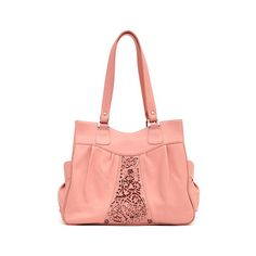 Jessica Tote in Rose.