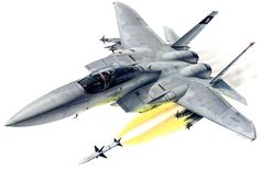 F-15C Eagle (Keith Fretwell)