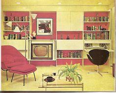 Ultra Modern Living Room.