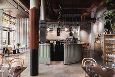 Brasserie Rivoli on Behance