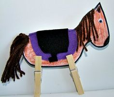 Cowboy Craft For Kids.      Bubba The Cowboy Prince by Helen Ketteman is a delightful book t