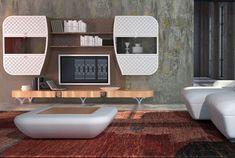 Fantastisch #Möbel Außergewöhnliche Designer Wohneinrichtung Aus Holz Von Carpanelli # Außergewöhnliche #Designer #Wohneinrichtung #