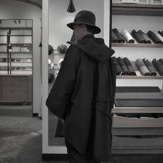 Y. & SONS's Instagram post 【New arrivals】 Y. & SONS が2015年3月にオープンして以来、きものに合わせるコートの定番アイテムとしてご提案してきたのが、ノルウェージャン・レインのレインチョです。 . 今シーズンの新作が入荷致しました。 お店またはオンラインショップでご覧いただけます。 Norwegian Rain, High Neck Dress, Japanese, Instagram, Black, Dresses, Fashion, Turtleneck Dress, Vestidos