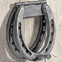 Horseshoe Door Knocker