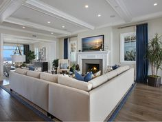 Ultimate California Beach House With Coastal Interiors Home Bunch An Interior Design Luxury Homes Blog