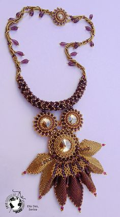 Milena necklace - front | Flickr - Photo Sharing!