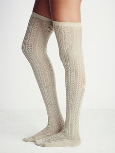 Free People Hammock Thigh High at Free People Clothing Boutique