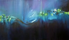 """Laurel Holloman - """"The Secret Language of Whales,"""" from """"The Fifth Element"""" collection, 2014."""