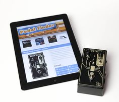 Sunsine Audio Limited Edition Gold Harmonic Decoder Giveaway at PedalFinder