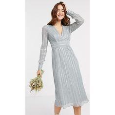 For the Missoni Mint Metallic Lurex Midi Dress