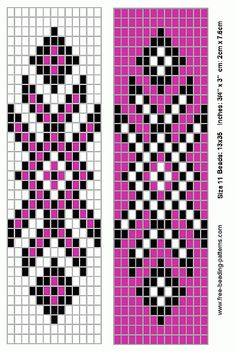 Fun Native American Beading Patterns | barrette-for-native-american-beading-6a2