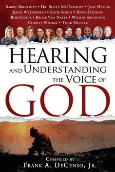 Hearing and Understanding the Voice of God will turn your ears to the frequencies of heaven... what is God saying to you?