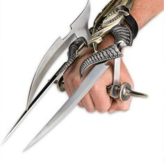 Evil Knives...... if someone wanted me to love them for ever they would get me this lol