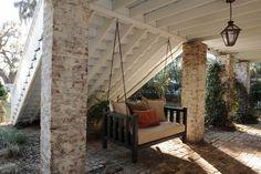 Porch // Carter Kay Interiors // Isle of Hope, GA