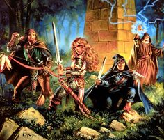 14 Ways To Find a Killer Dungeons and Dragons Game (or any other RPG, really) Dungeons And Dragons, Forgotten Realms, High Fantasy, Fantasy Rpg, Fantasy Party, Character Design Cartoon, Character Art, Fantasy Artwork, Cartoon Network