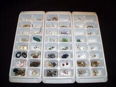 jewelry organizer 4 my selfdiagnosed OCD Pinterest Ice