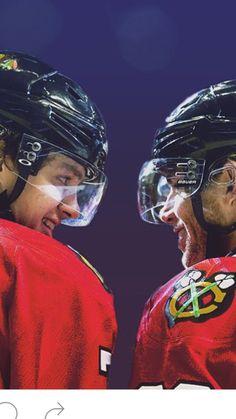 Kane and Panarin