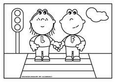 Frokkie en Lola bij het zebrapad Service Public, Transportation, Crafts For Kids, Homeschool, Clip Art, Teaching, Fictional Characters, Christmas, Social Studies