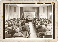 Dr. Oetker-Backvortrag in Berlin, 1933