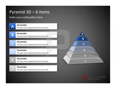 Powerpoint Layout, Powerpoint Charts, Professional Powerpoint Templates, Microsoft Word, 3d Pyramid, Feeling Excited, Professional Presentation, Slide Design, Resume