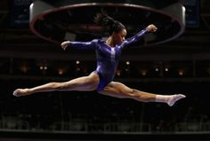 Gabby Douglas A Star Will Be Born in Women's Gymnastics All-Around Final via @bestgymnastics  #gymnastics  #2012 Olympics