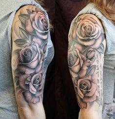 Die 62 Besten Bilder Von Rose Tattoo ärmel Tattoo Ideas Sleeve