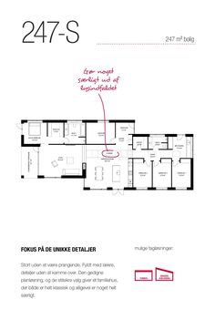 247 kvm stilrent special-hus med lækre detaljer