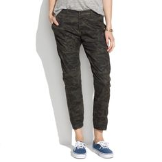 NSF Army Pants - want now, wear now - Women's NEW ARRIVALS - Madewell