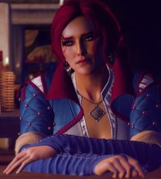the witcher 3 triss merigold nackt