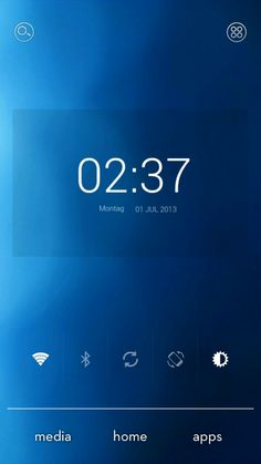 Homescreen Design Contest Entry Atif Aytekin | My Homepack uccw and power toggles  enjoy :D