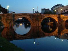 Monforte De Lemos en Galicia