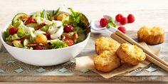 Une recette parfaite pour les barbecues ou les pique-niques ! Barbecue, Potato Salad, Low Carb, Ethnic Recipes, Food, Grilling, Recipe, Chef Recipes, Barrel Smoker