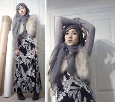 hijab fashion hana tajima