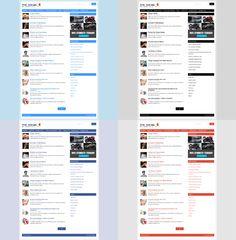 The Social merupakan salah satu template premium blogger  dari IdBlogDesign.com yang terbilang sang...